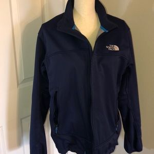 North Face Summit Series soft shell jacket